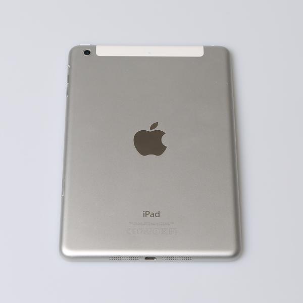 Komplettes Gehäuse für iPad Mini 2 A1490 WiFi + Cellular in Silber Grade B Front