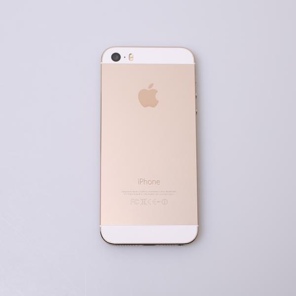 Komplettes Gehäuse für iPhone 5S A1457 in Gold Grade B Front