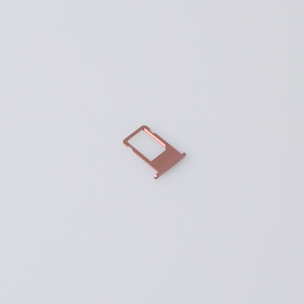 Simkartenhalter für iPhone 6s A1688 in Rosegold