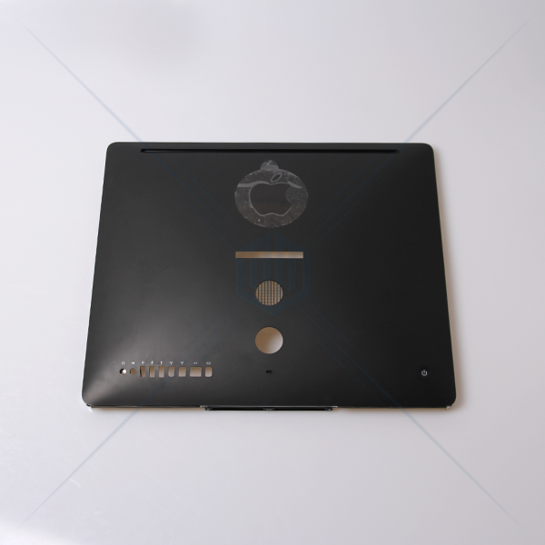 Schwarzer Gehäusedeckel für iMac 20 Zoll A1224 2008 Front
