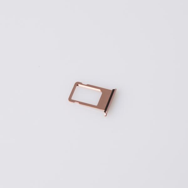 Simkartenhalter für iPhone 7 A1778 in Rosegold