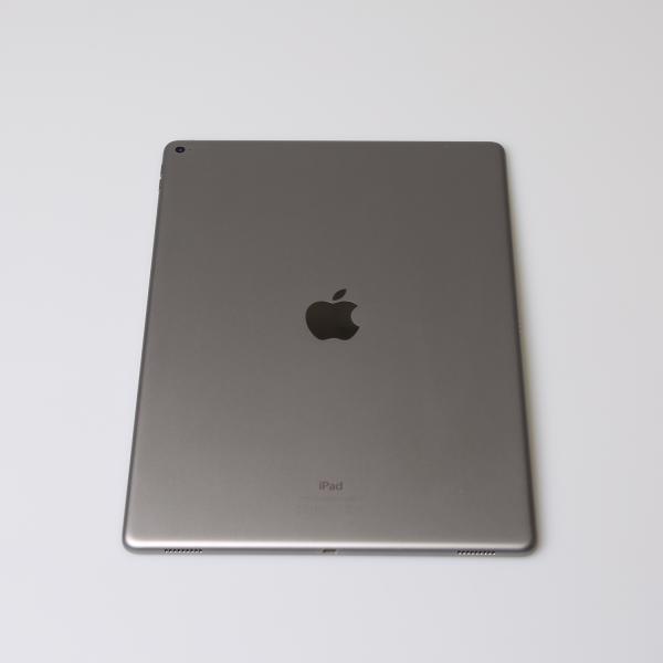 Komplettes Gehäuse für iPad Pro 12,9 Zoll A1584 WiFi in Spacegrau Grade A Front